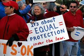 gay marriage - equal protection