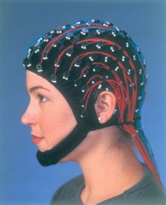 Example of an EEG